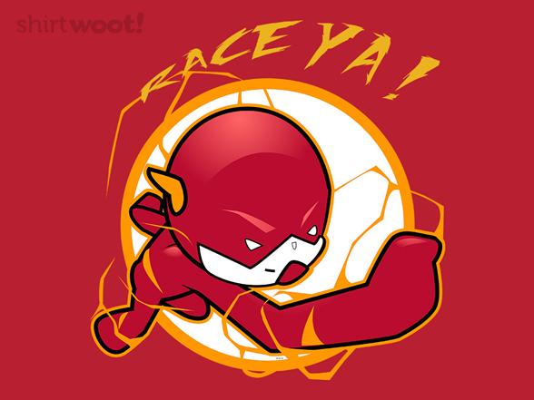 The Fastest Man T Shirt