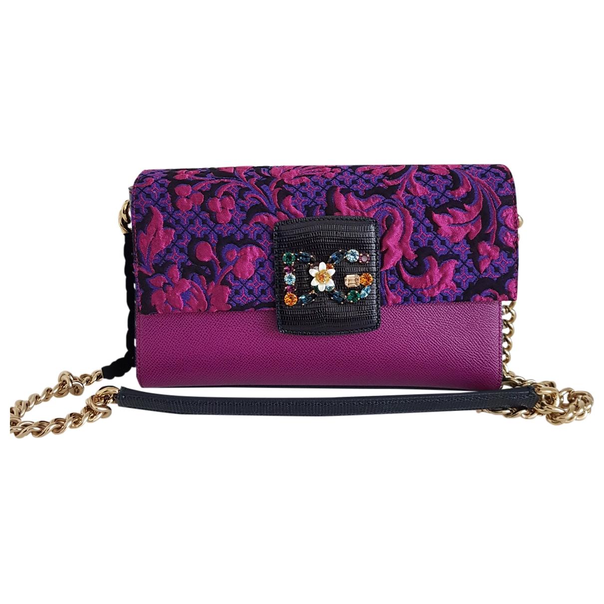 Dolce & Gabbana Millenials Multicolour Leather handbag for Women \N