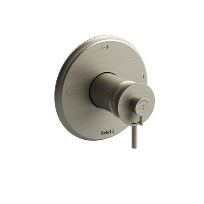 ATOP23BN 2-Way Type Thermostatic Coaxial Complete Valve  in Brushed