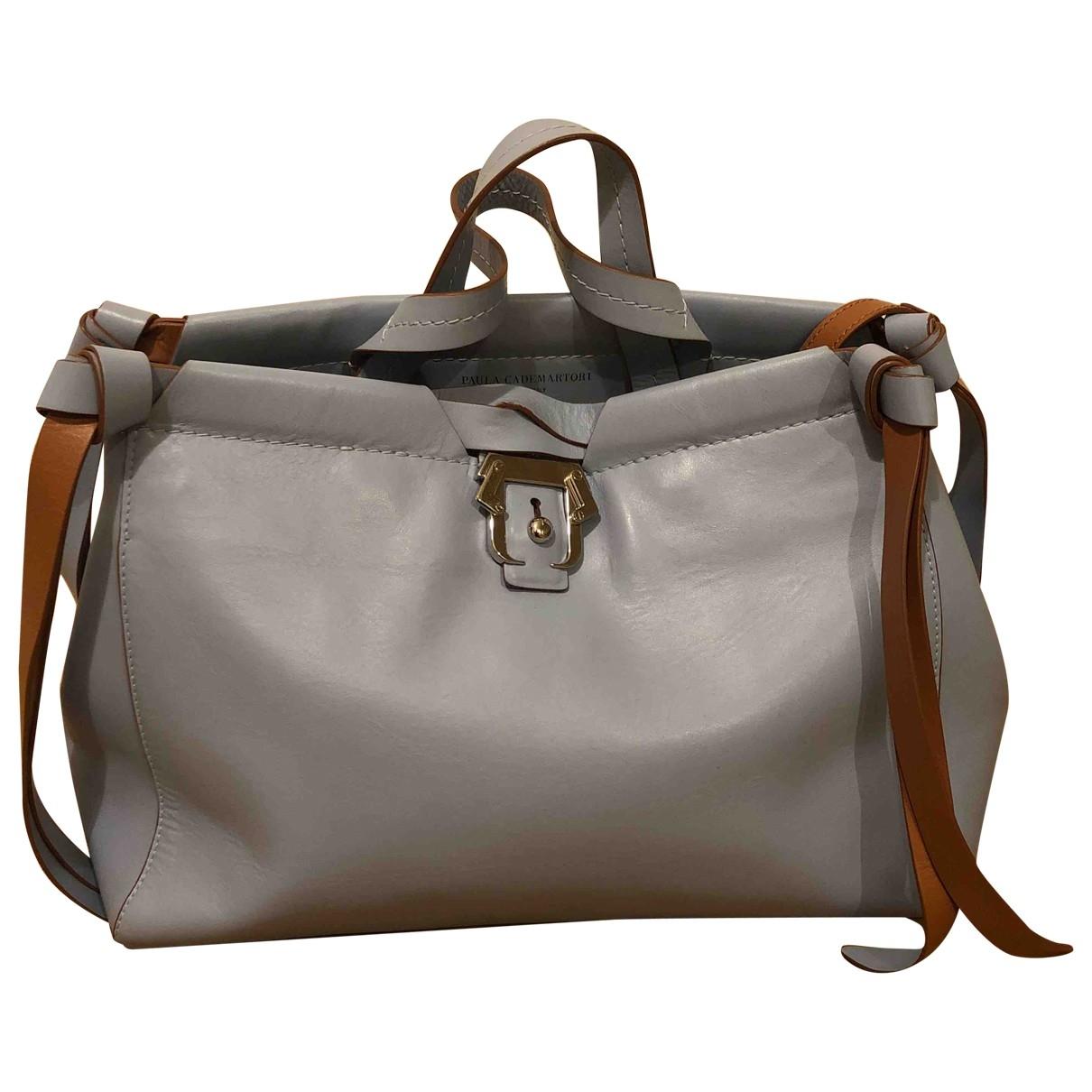 Paula Cademartori \N Handtasche in Leder