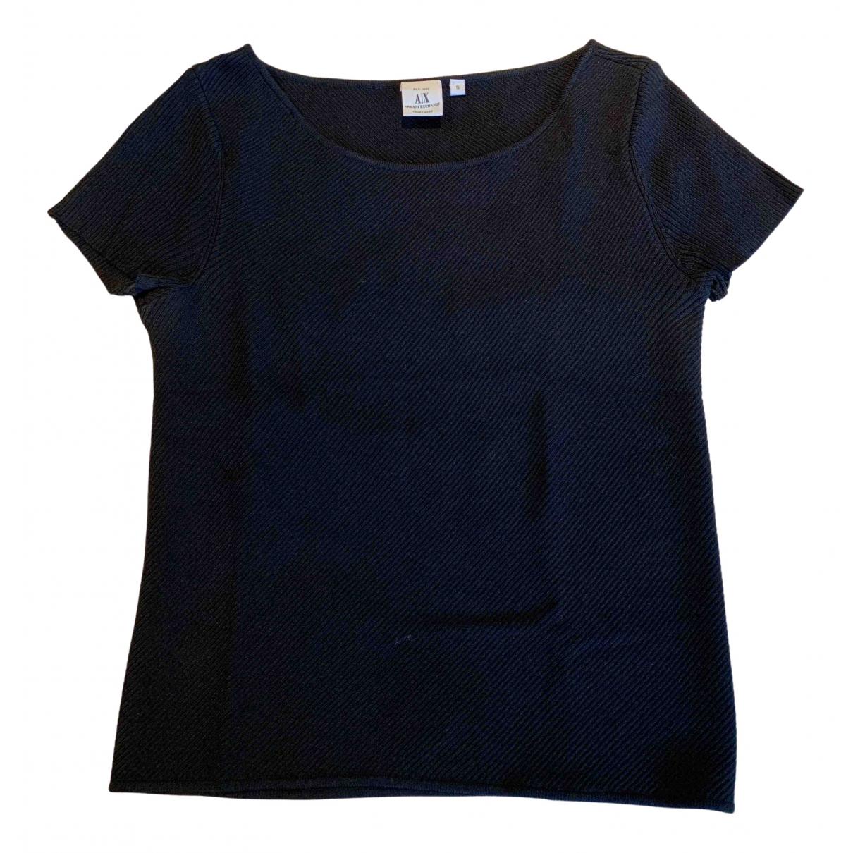 Emporio Armani \N Black  top for Women S International