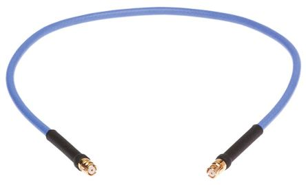 Molex Female SMP to Female SMP Coaxial Cable