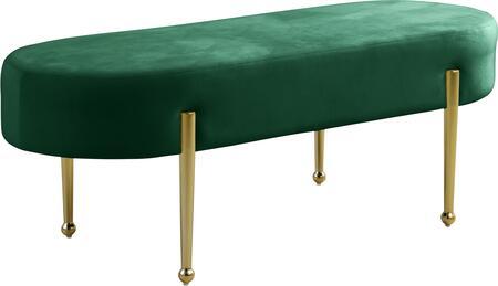 107GREEN Gia Green Velvet