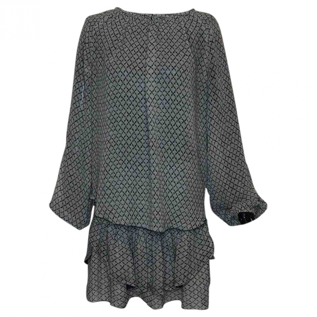 Isabel Marant \N Pullover in  Grau Seide