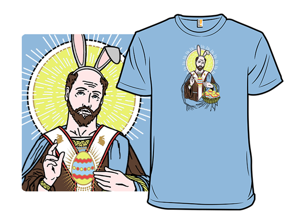 Patron Saint Of Easter Eggs T Shirt
