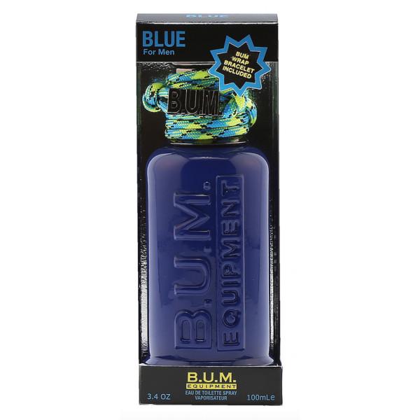Blue For Men - B.U.M. Equipment Eau de toilette en espray 100 ML