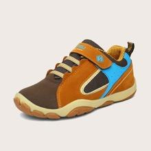 Boys Color Block Sneakers