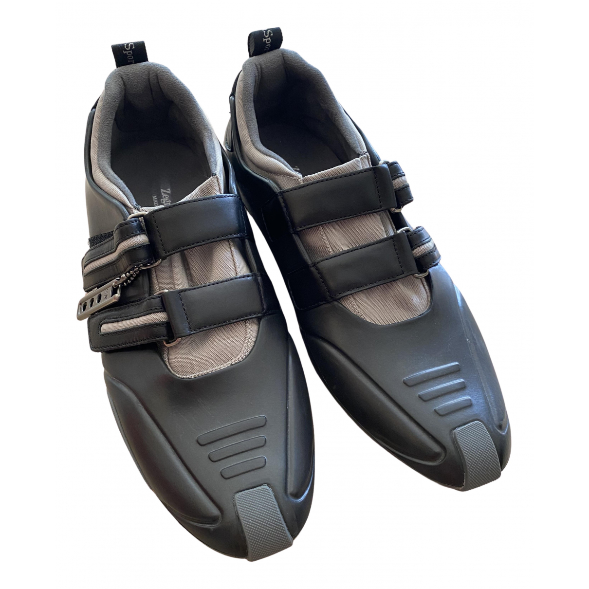 Ermenegildo Zegna \N Sneakers Schwarz