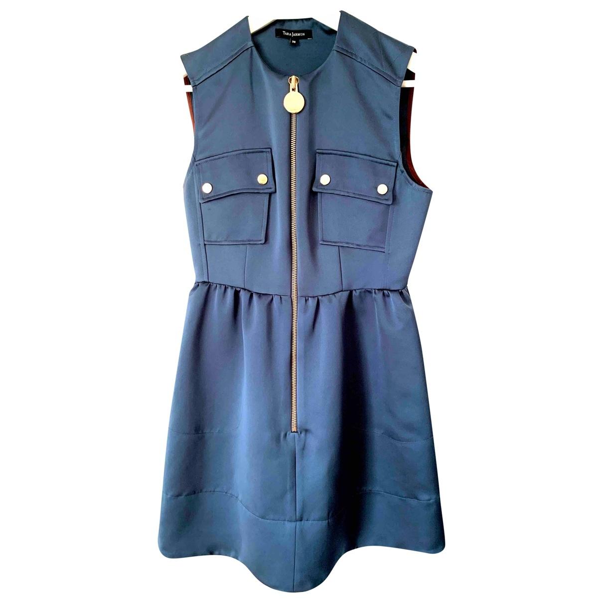 Tara Jarmon \N Blue dress for Women 38 FR
