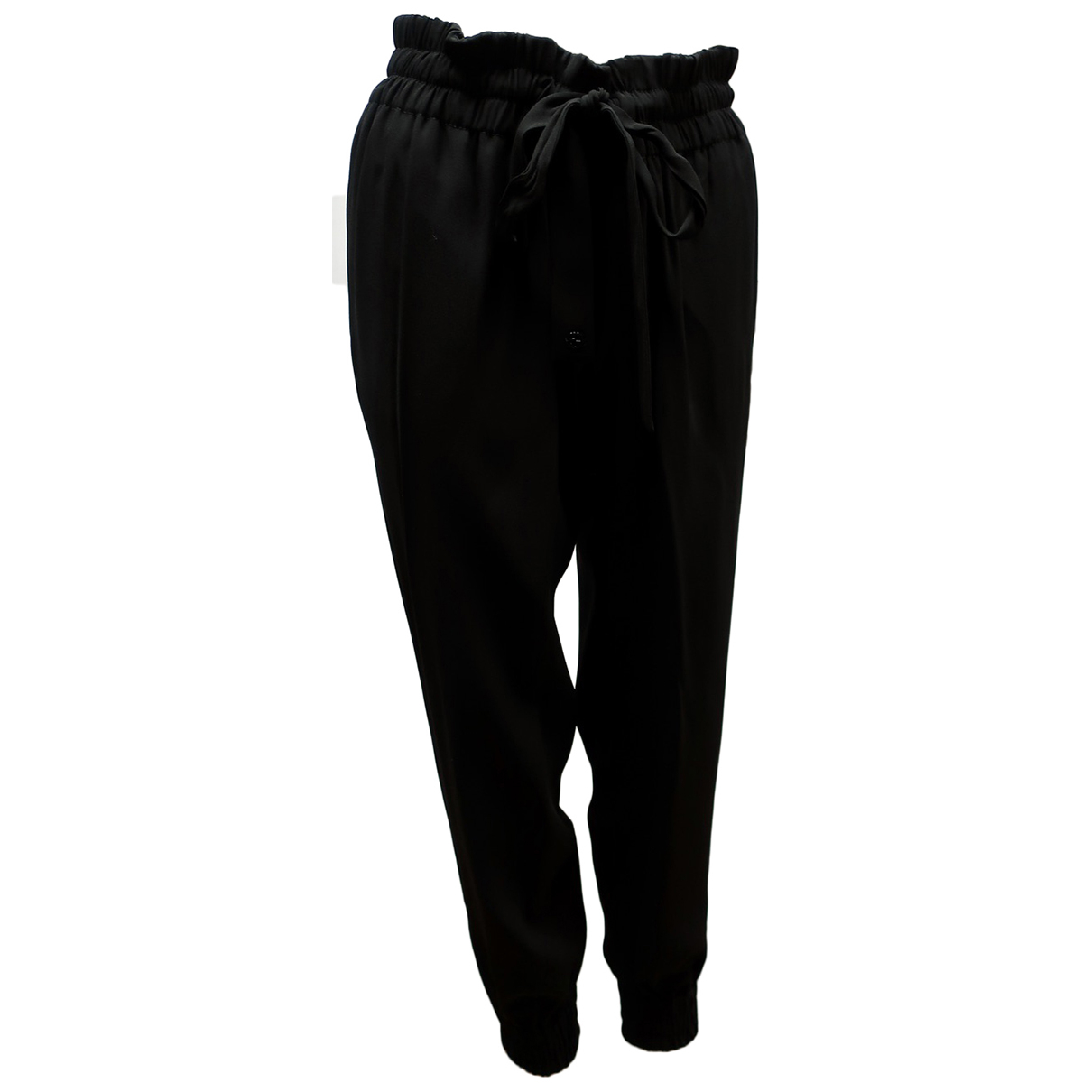 Gucci N Black Trousers for Women 36 FR