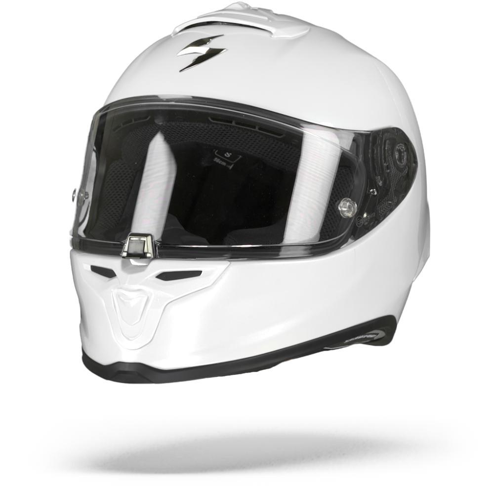 Scorpion EXO-R1 Air Blanco Perla XL