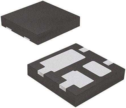 DiodesZetex Diodes Inc SBR05M60BLP-7, Bridge Rectifier, 500mA 60V, 4-Pin DFN4 (20)