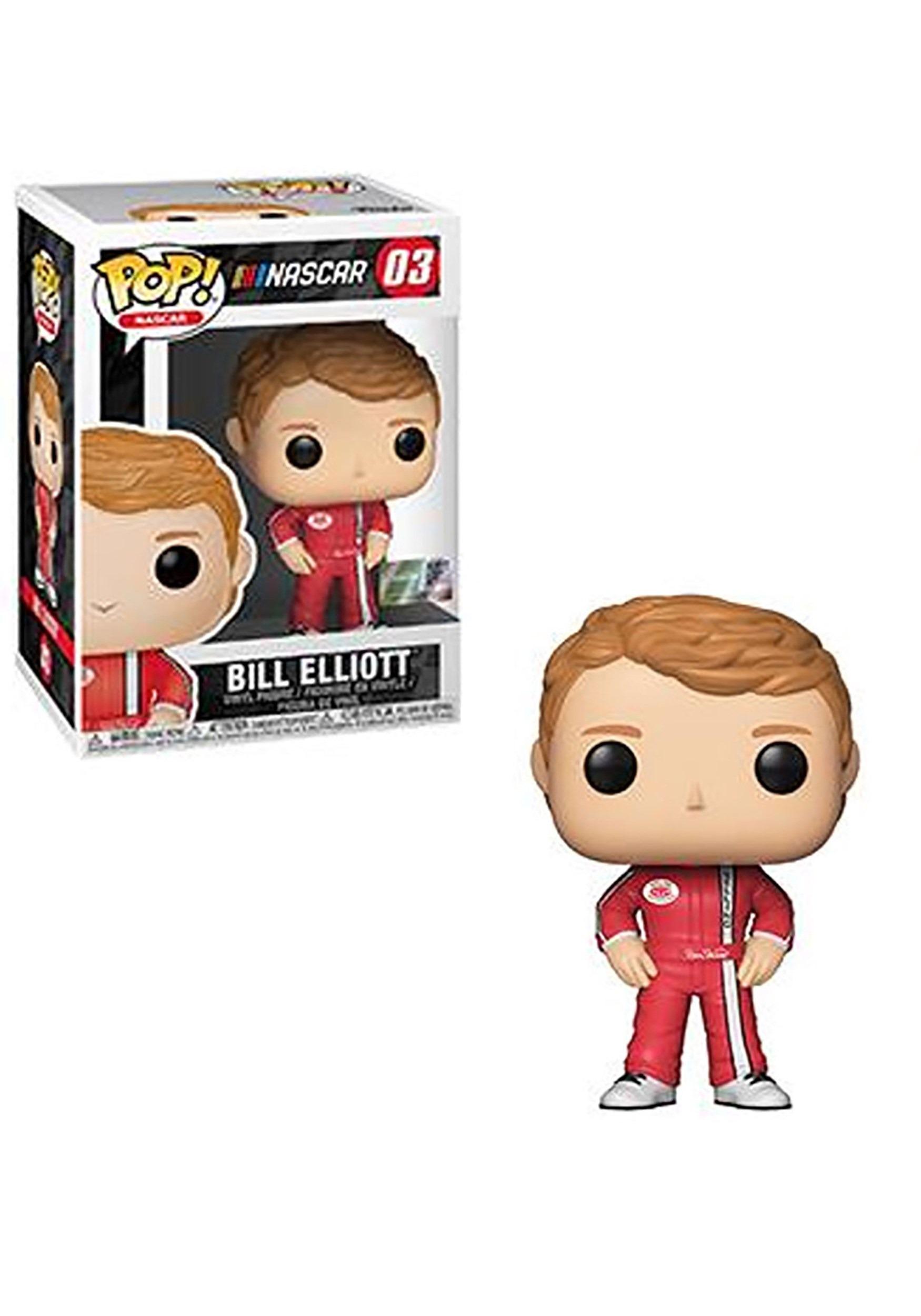 Bill Elliott - Pop! NASCAR Figurine