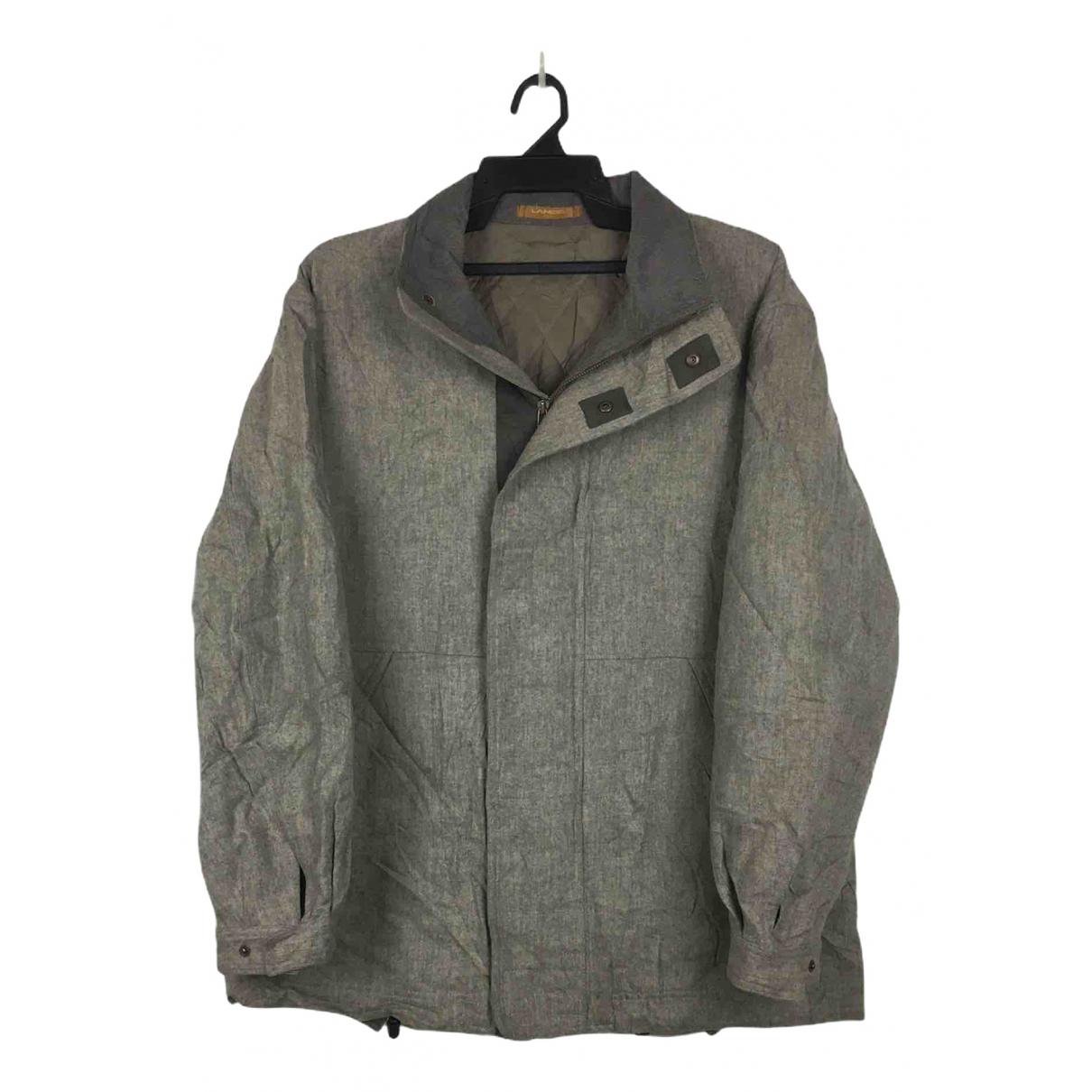 Lancel N Ecru jacket  for Men L International