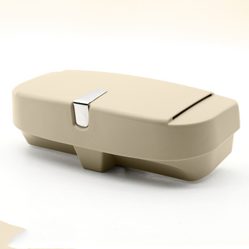 Universal Glasses Storage Box for Car Sun Visor