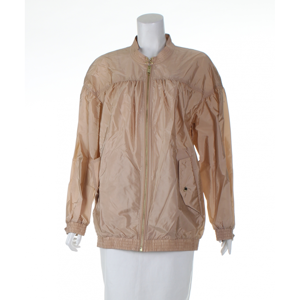 Burberry \N Pink jacket for Women 10 UK