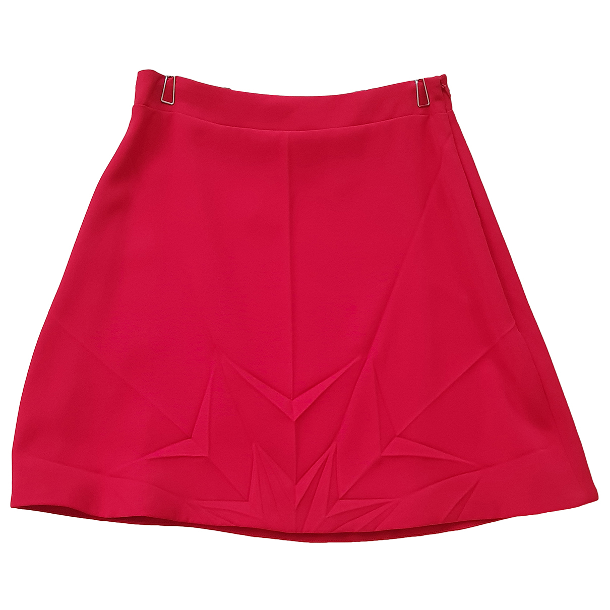 Georgia Hardinge \N Rocke in  Rot Polyester