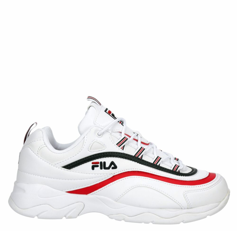 Fila Mens Ray Shoes Sneakers