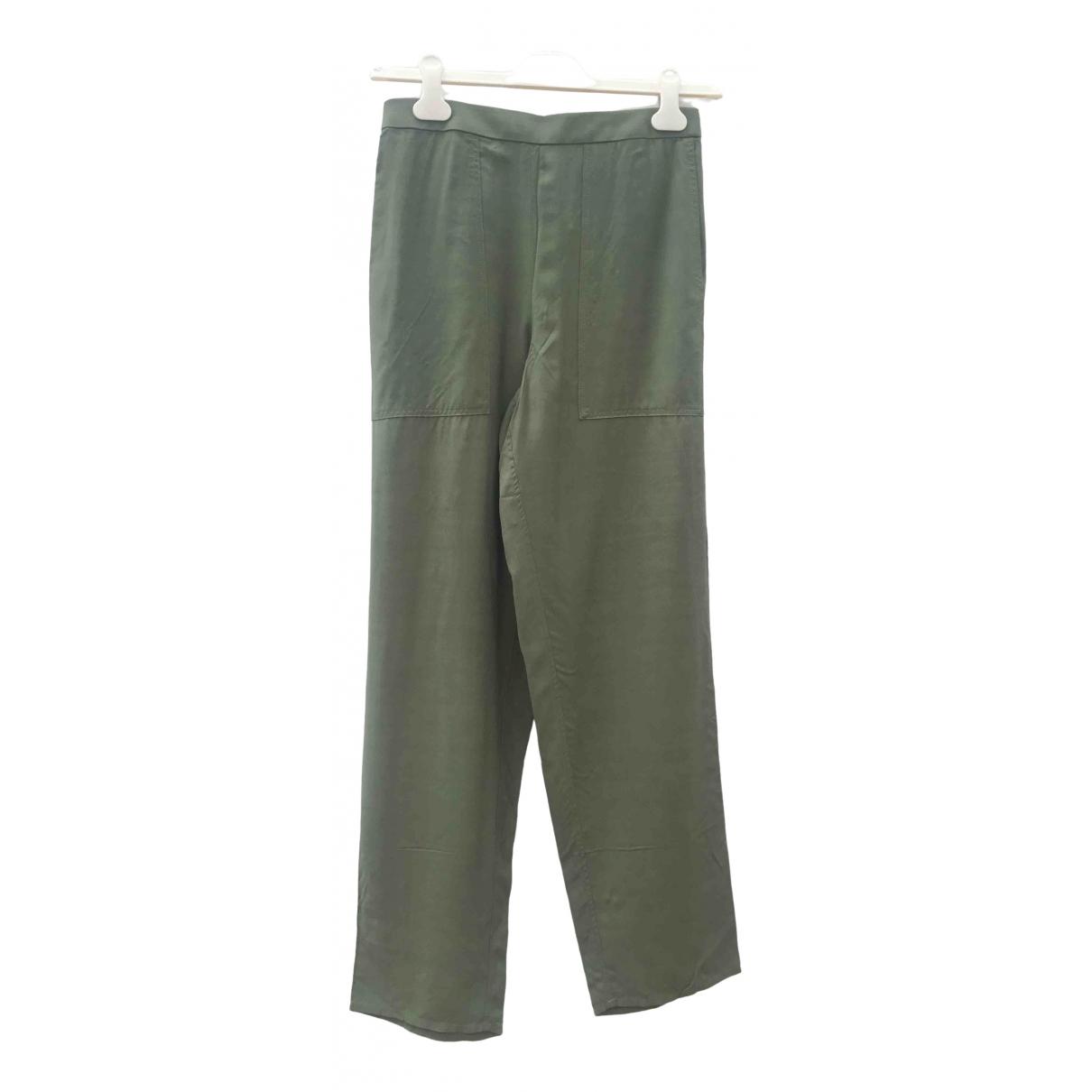 Pantalon recto Lemaire