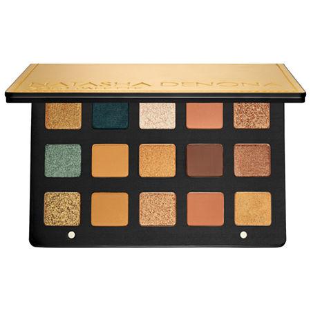 Natasha Denona Gold Eyeshadow Palette, One Size , Multiple Colors