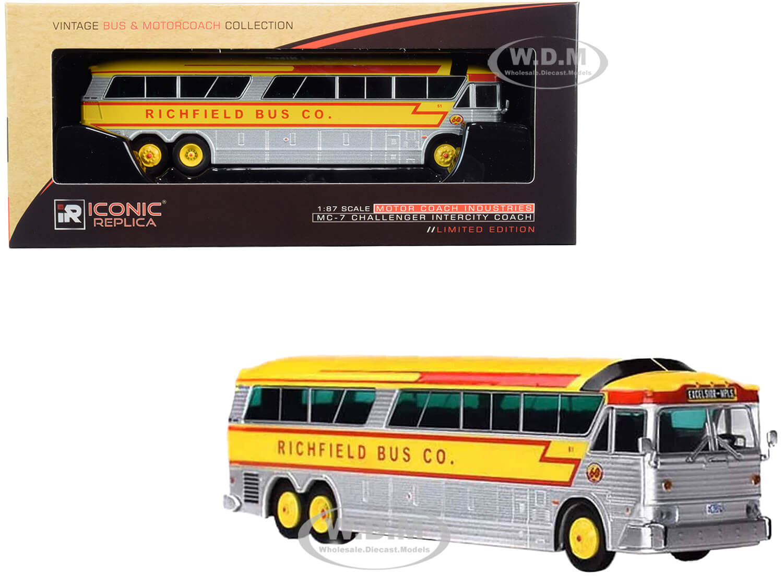 1970 MCI MC-7 Challenger Intercity Motorcoach