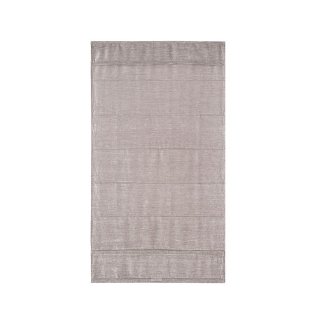JCPenney Home Velveteen Cordless Roman Shade, One Size , Gray