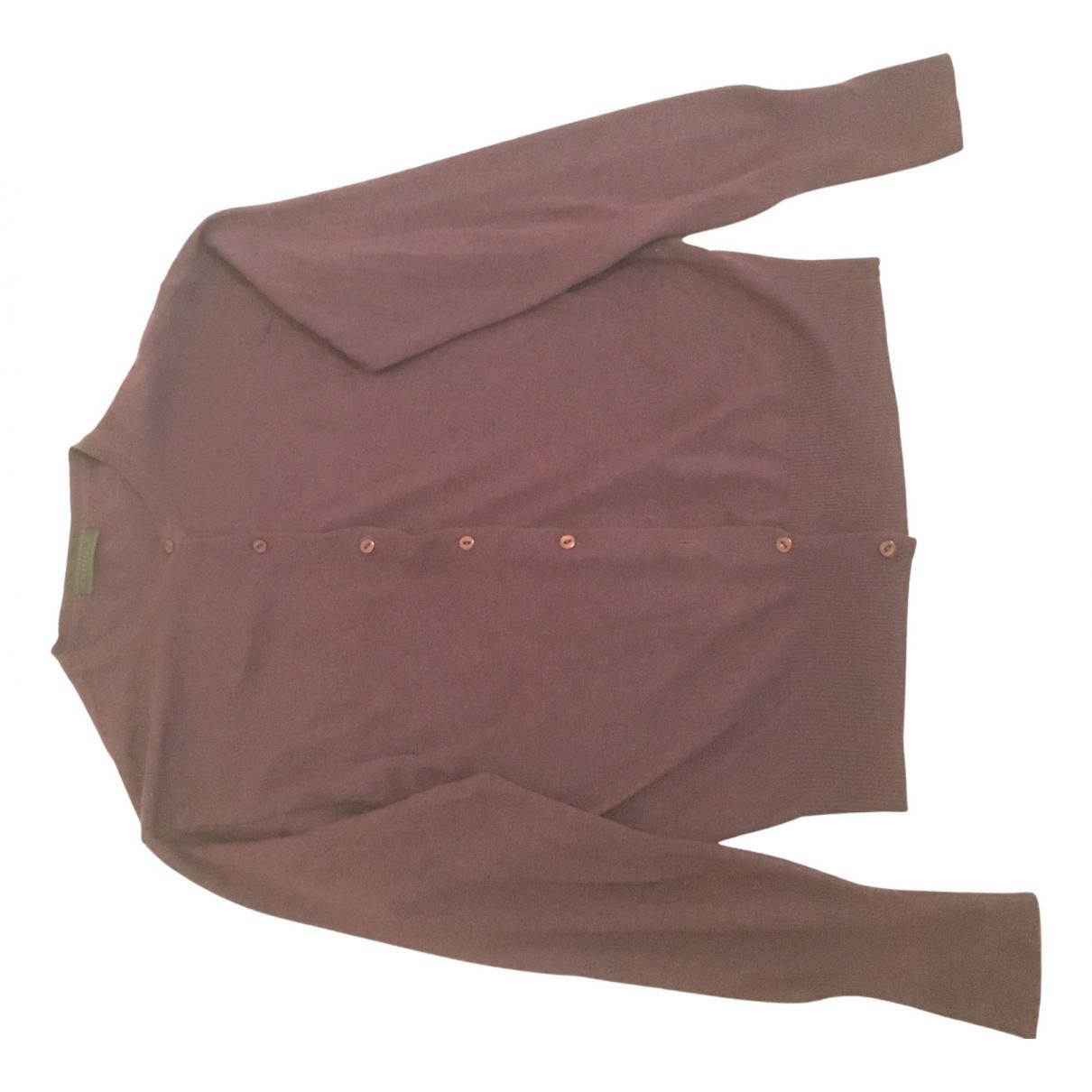 Pringle Of Scotland - Pull   pour femme en laine - violet
