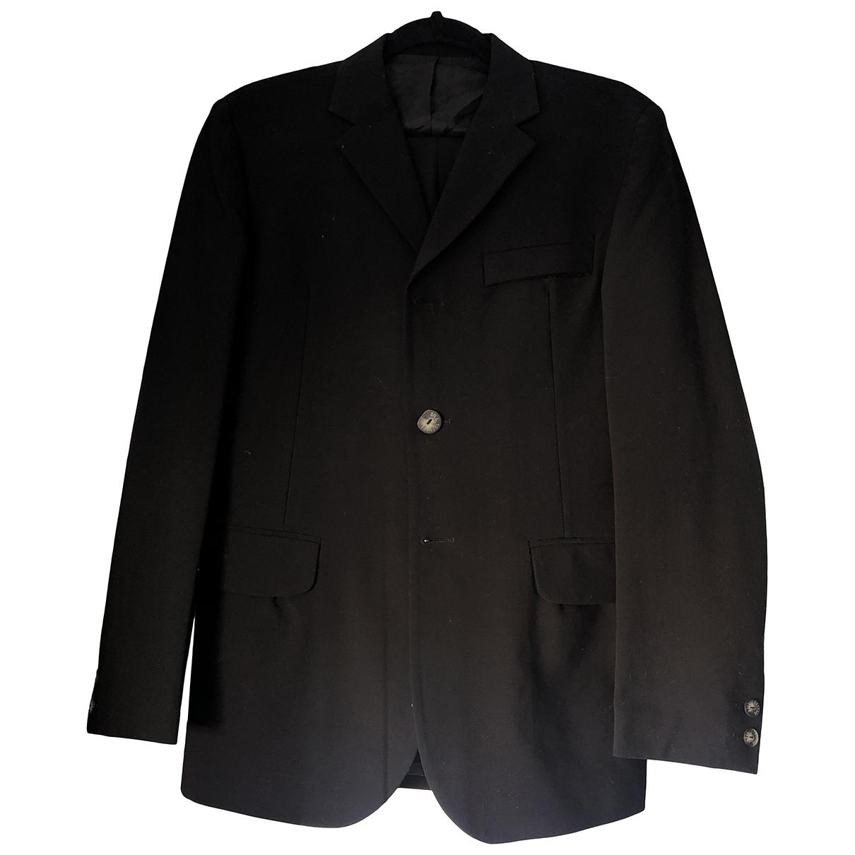 Bill Tornade - Costumes   pour homme en coton - noir