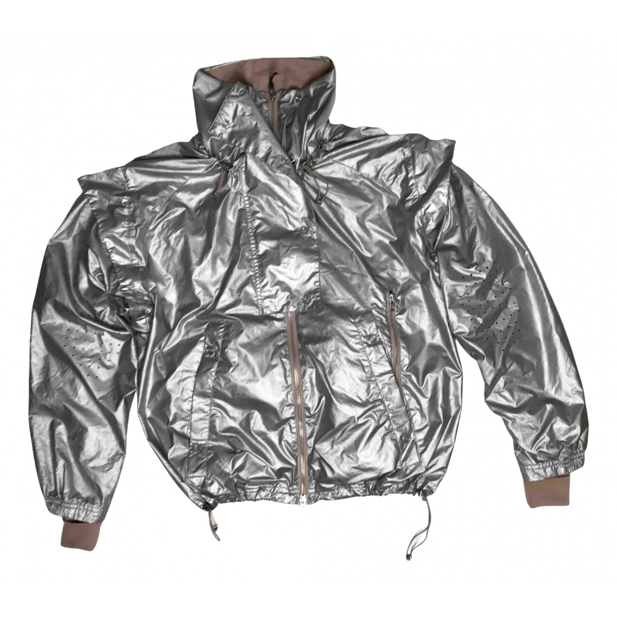 Stella Mccartney Pour Adidas \N Metallic jacket for Women S International