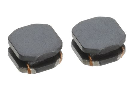 TDK , VLS-E, 3015 Shielded Wire-wound SMD Inductor with a Ferrite Core, 4.7 μH ±20% 1.35A Idc (10)