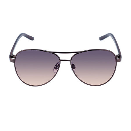 Liz Claiborne On The Dock Womens Sunglasses, One Size , Brown