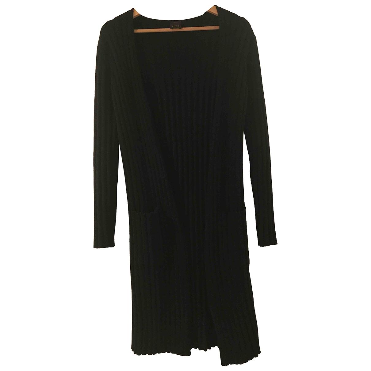 Pinko - Pull   pour femme en laine - noir