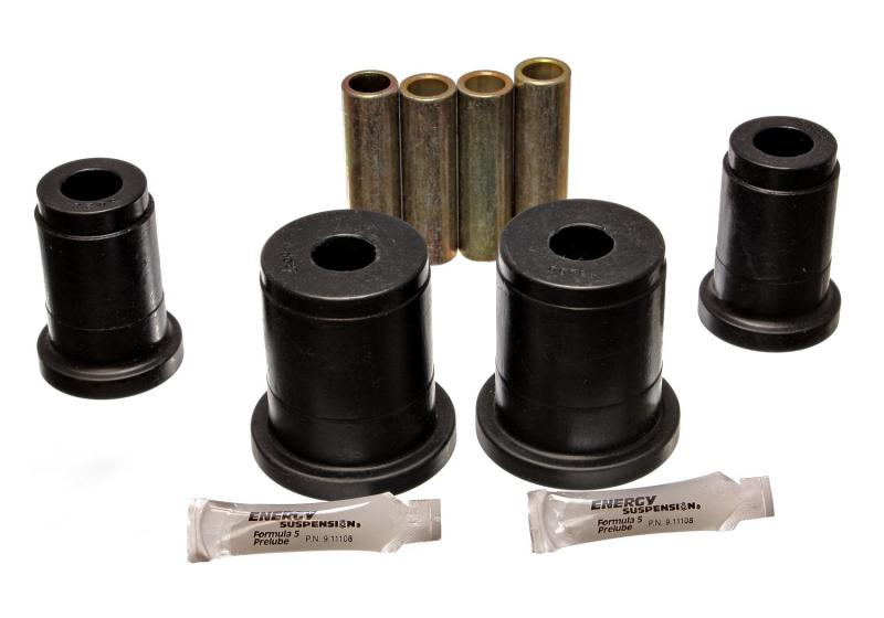 Energy Suspension 4.3123G Control Arm Bushing Set Front