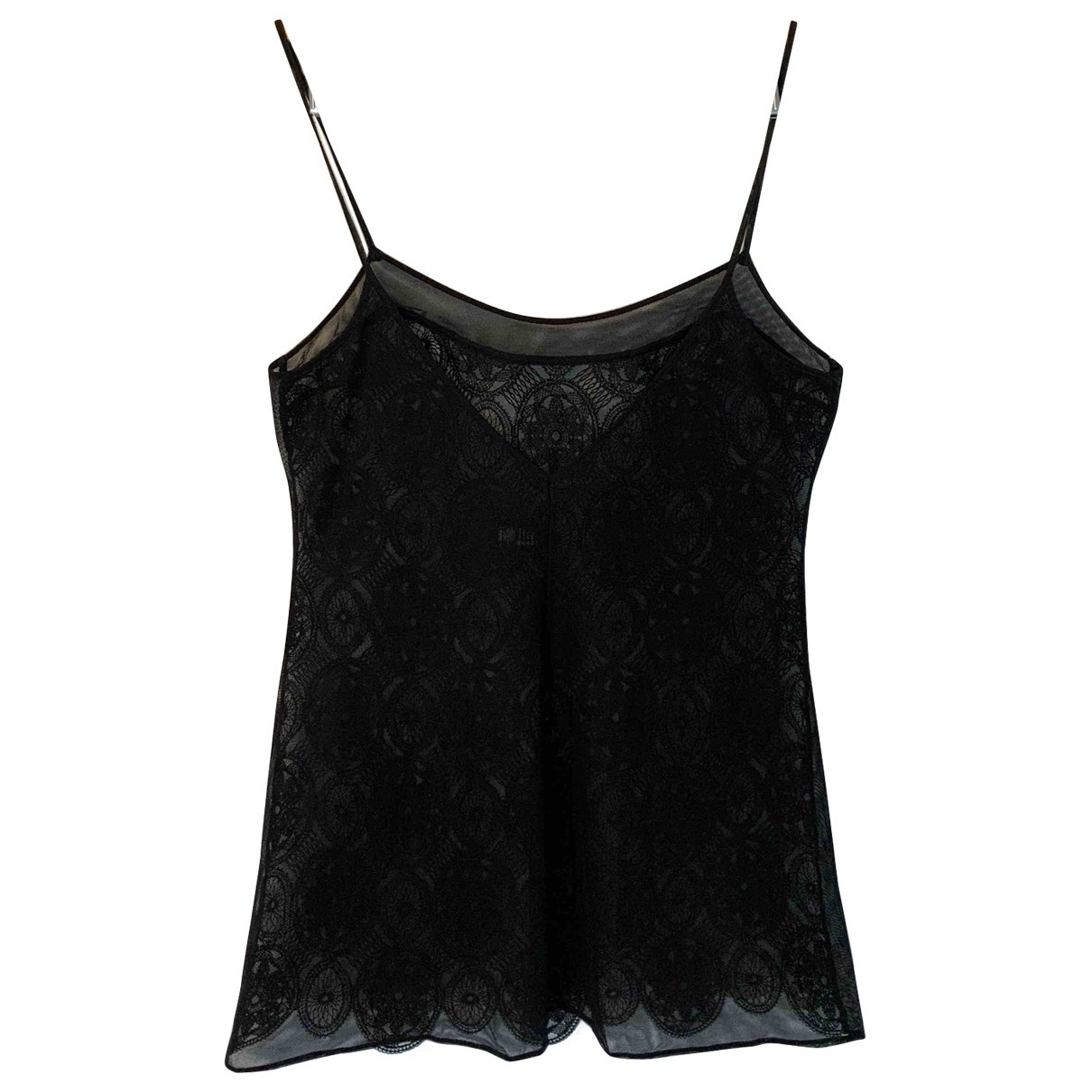 La Perla \N Black  top for Women 40 IT