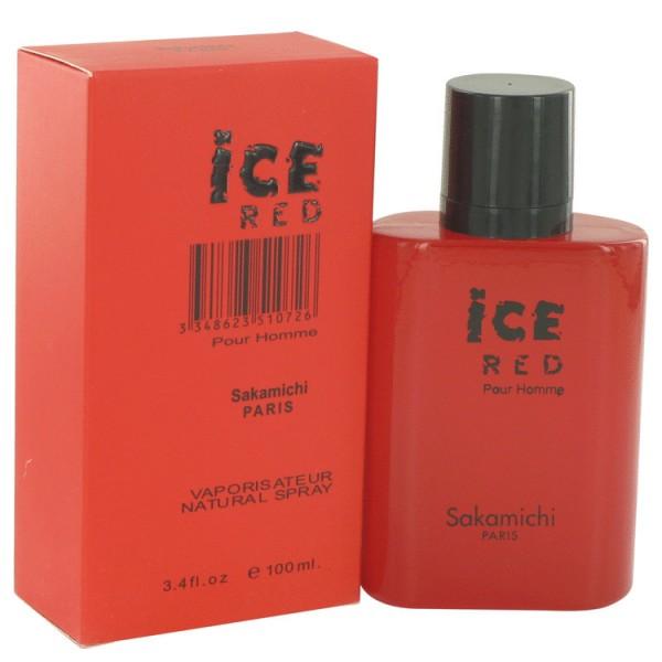 Ice Red - Sakamichi Eau de parfum 100 ML