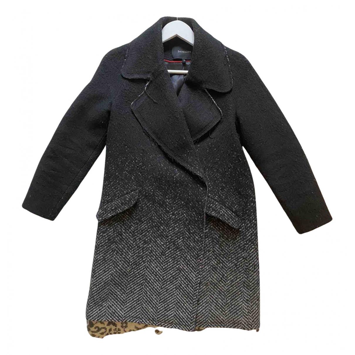 Berenice - Manteau   pour femme - noir