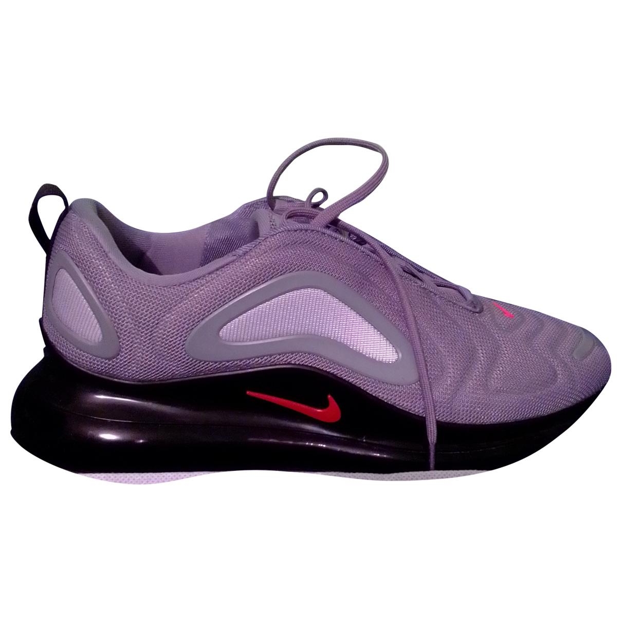 Deportivas Air Max 720 de Lona Nike