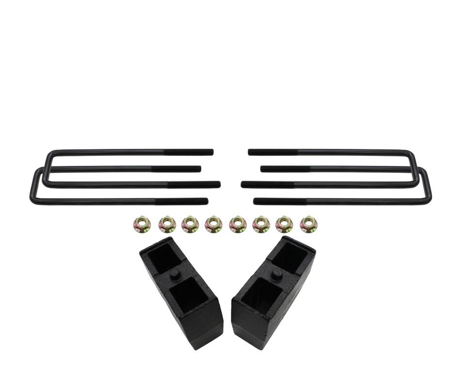 Bison Offroad GO-1502-R5 Silverado/Sierra 5 Inch Rear Block Kit 14-18 Silverado/Sierra 1500