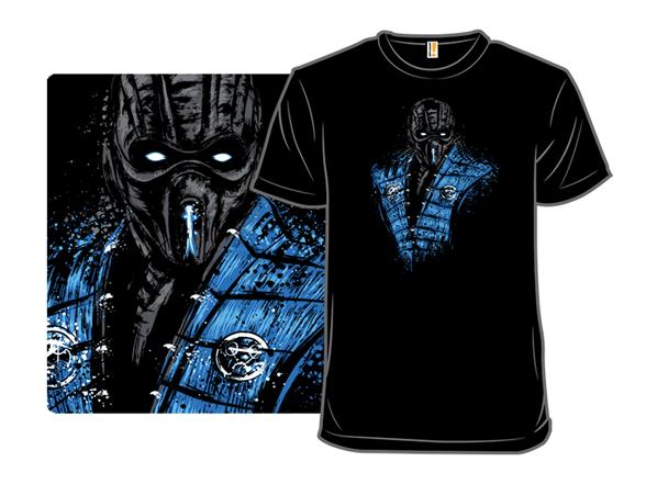 Mortal Ice T Shirt