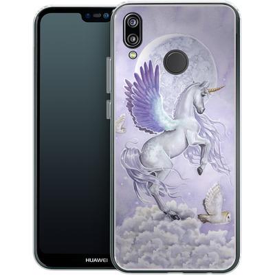 Huawei P20 Lite Silikon Handyhuelle - Selina Fenech - Moonshine von TATE and CO