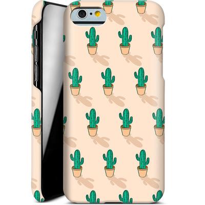 Apple iPhone 6s Smartphone Huelle - Cactus Pot von caseable Designs