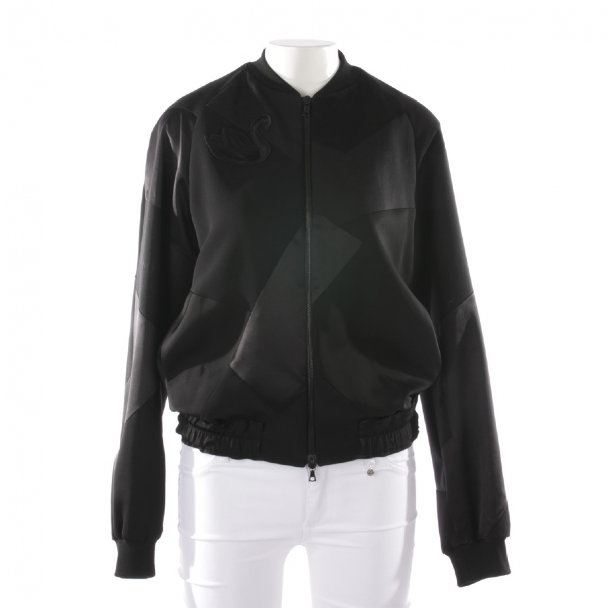 Victoria Beckham \N Black Wool jacket for Women 34 FR