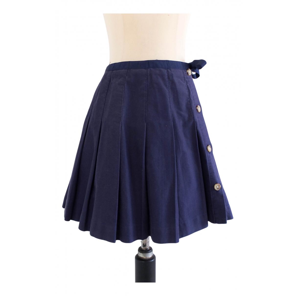 Mini falda Ralph Lauren
