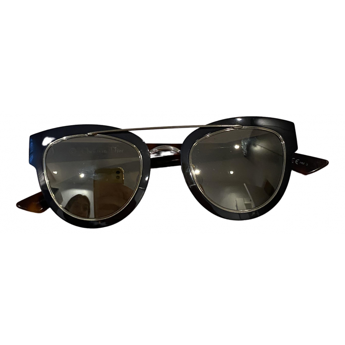 Dior \N Navy Sunglasses for Women \N