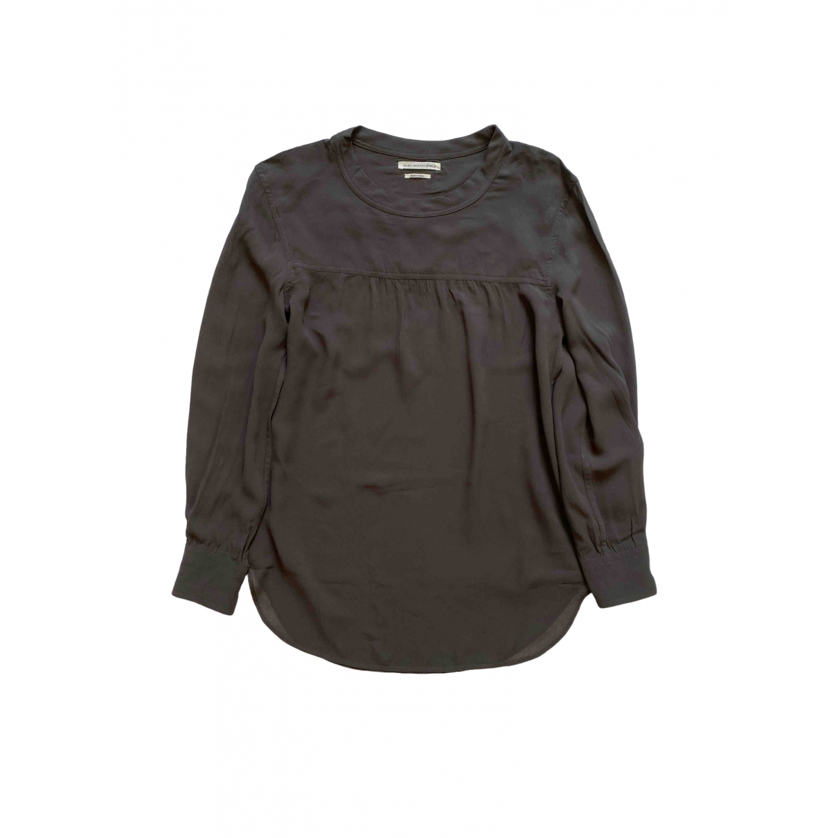 Isabel Marant Etoile - Top   pour femme - anthracite