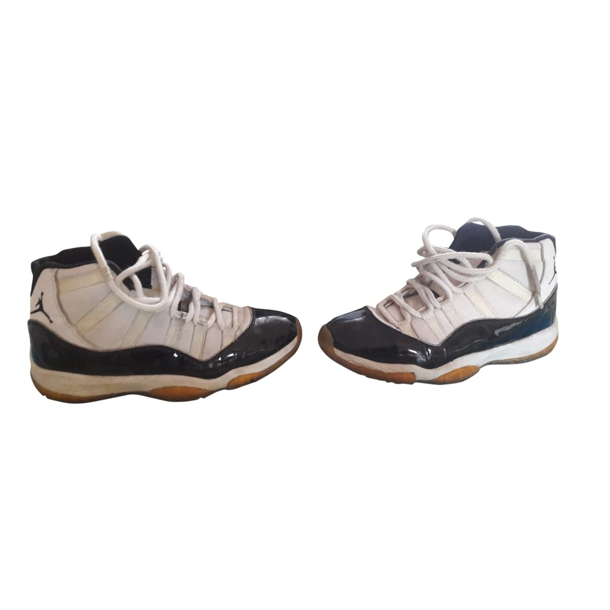 Deportivas Air Jordan 9 de Cuero Jordan