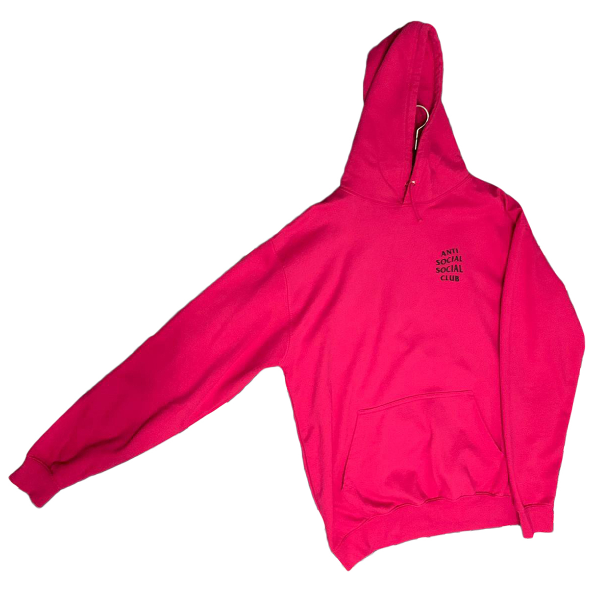 Anti Social Social Club N Pink Cotton Knitwear & Sweatshirts for Men XL International