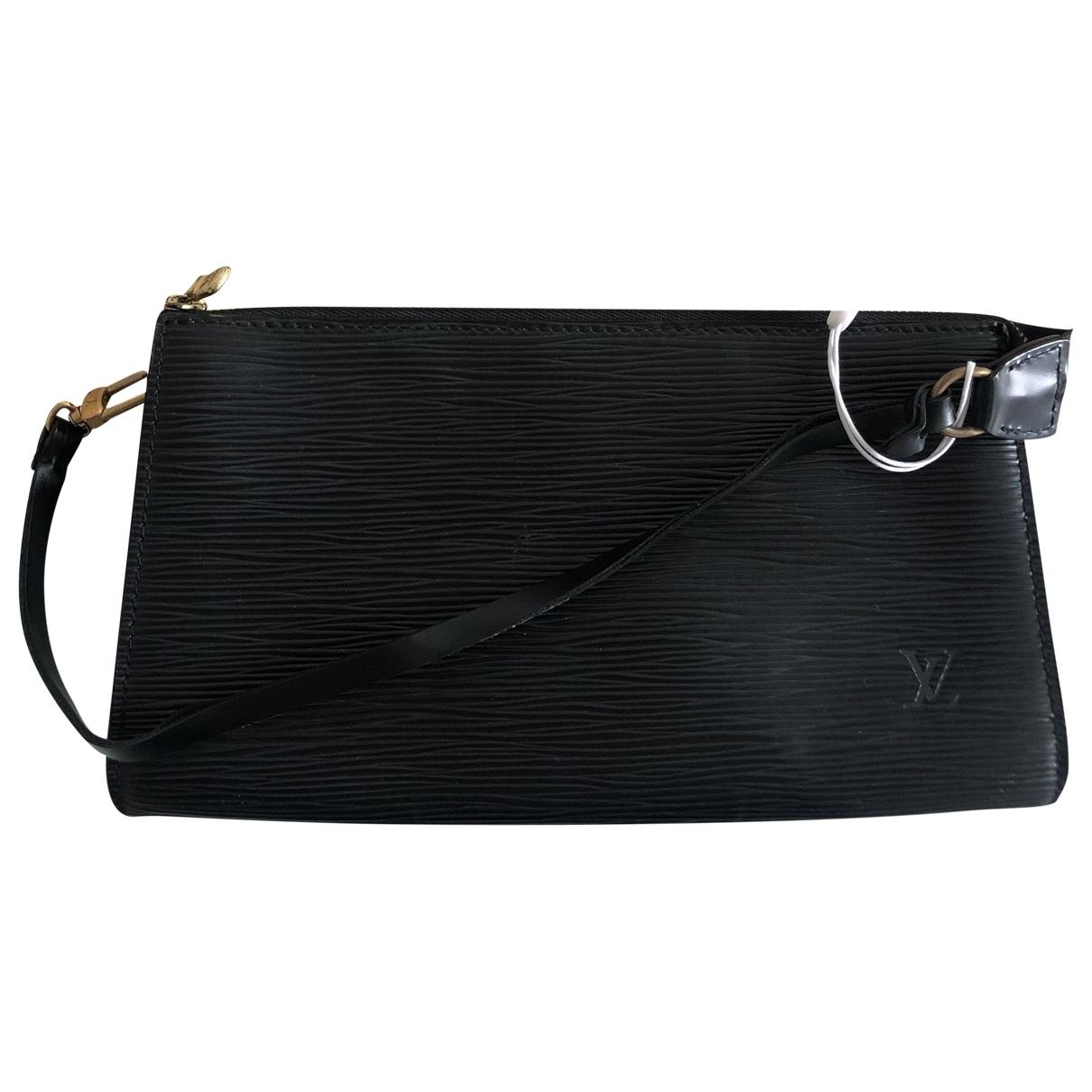 Pochette Accessoire de Cuero Louis Vuitton