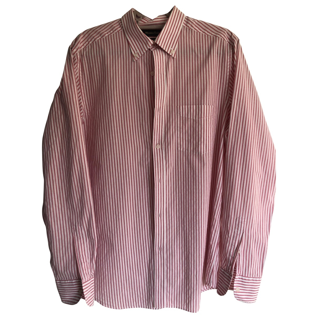 Massimo Dutti \N Pink  top for Women 38 FR