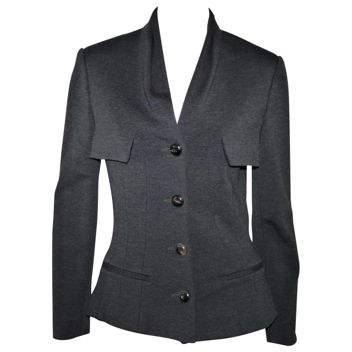 Dior \N Anthracite jacket for Women 38 FR